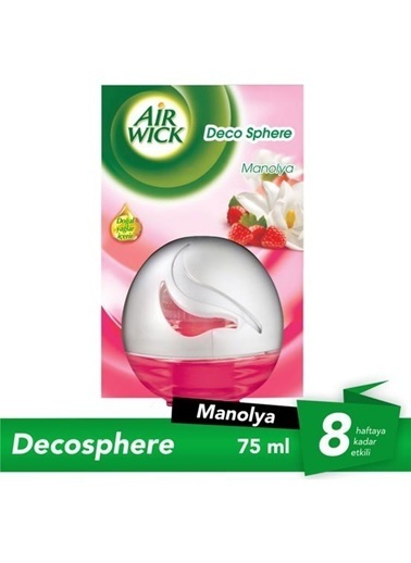 Air wıck Air Wıck Deco Sphere Manolya Oda Kokusu 75 Ml Renksiz